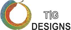 Tig Design Landscaping Logo
